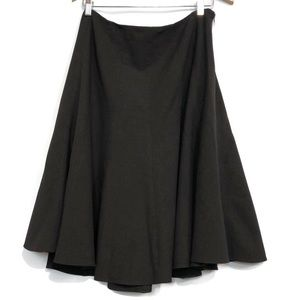 Michael Michael Kors Brown pleated skirt 12